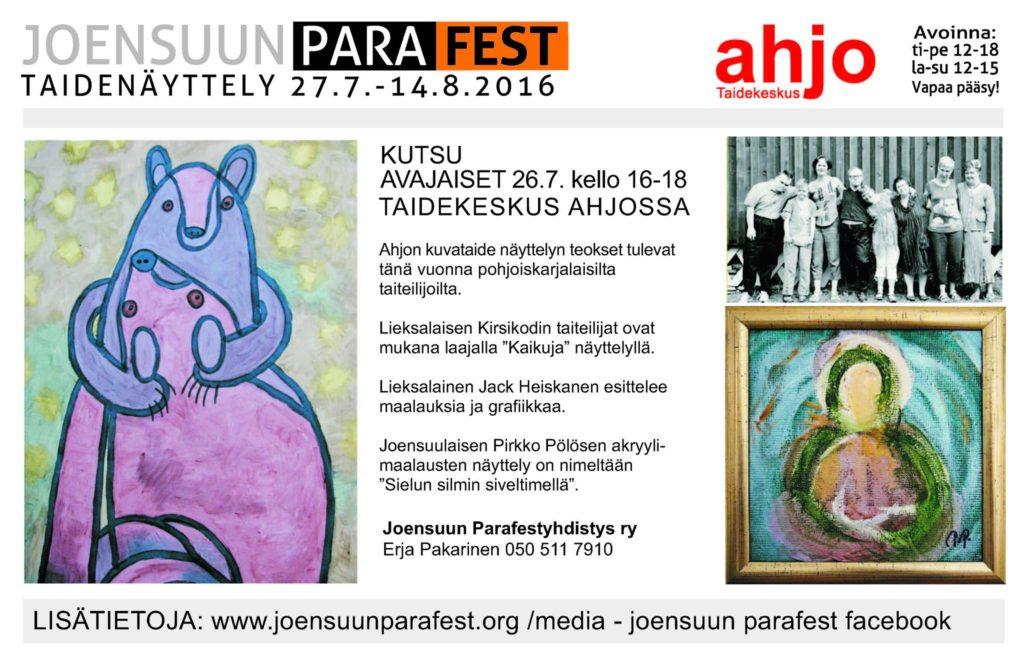 Joensuun Parafest 2016